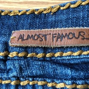 almost famous Shorts - Almost famous Junior size 3 Blue Distressed Shorts